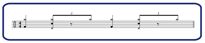 свинг на барабанах