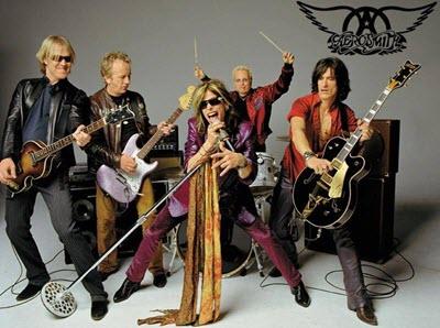 группа Aerosmith