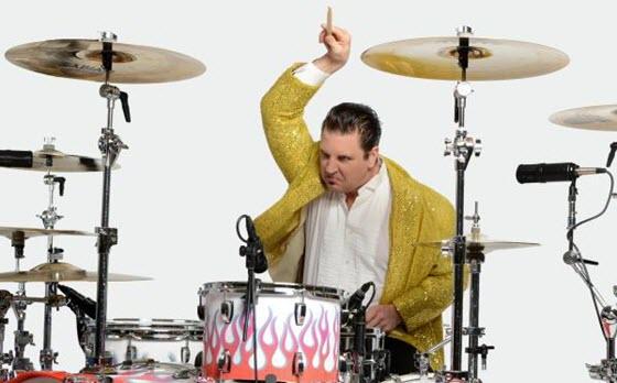med drummer