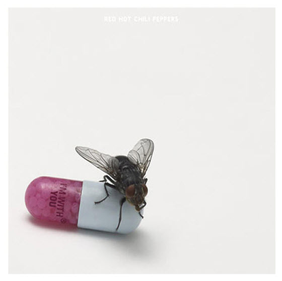 album red hot chili peppers