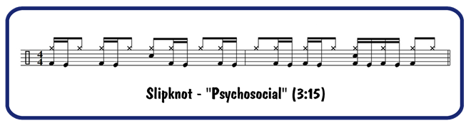 joey jordison transcription