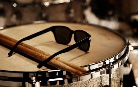 рок на барабанах