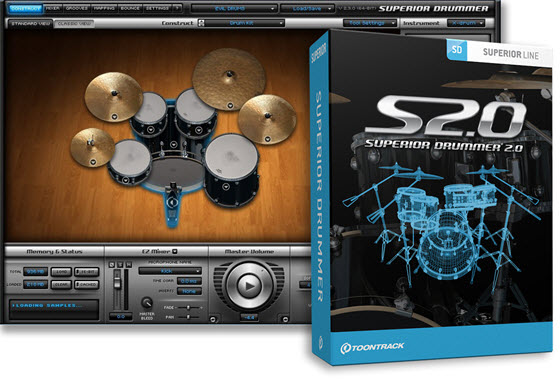 Xln audio addictive drums программу
