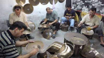 Сплавы тарелок для барабанов