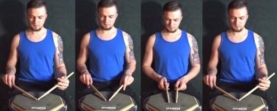 Виды захвата барабанных палочек