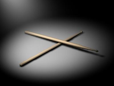 Строение барабанной палочки