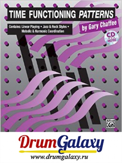"Gary Chaffee - ""Time Functioning Patterns"""