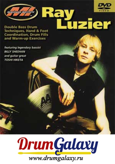 "Ray Luzier - ""Double Bass Drum Technique"" - Буклет к DVD"