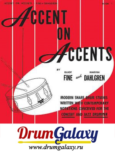 "Elliot Fine and Marvin Dahlgren - ""Accent on Accents"""