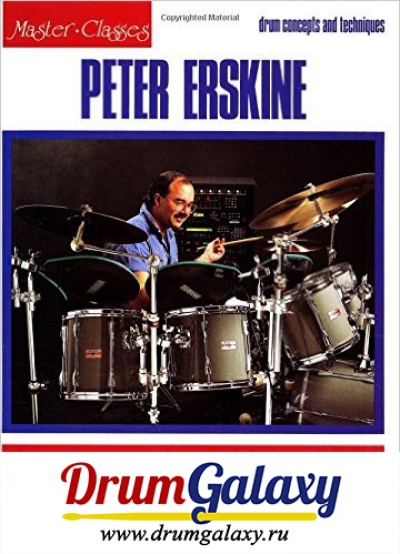"Peter Erskine - ""Drum Concepts and Techniques"""